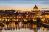 Rome, un parcours initiatique de l'antiquité  à l'éco-architecture du 21e siècle