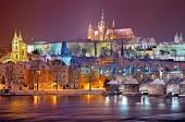 Prague, une ville de contraste où l'art se rencontre à chaque coin de rue