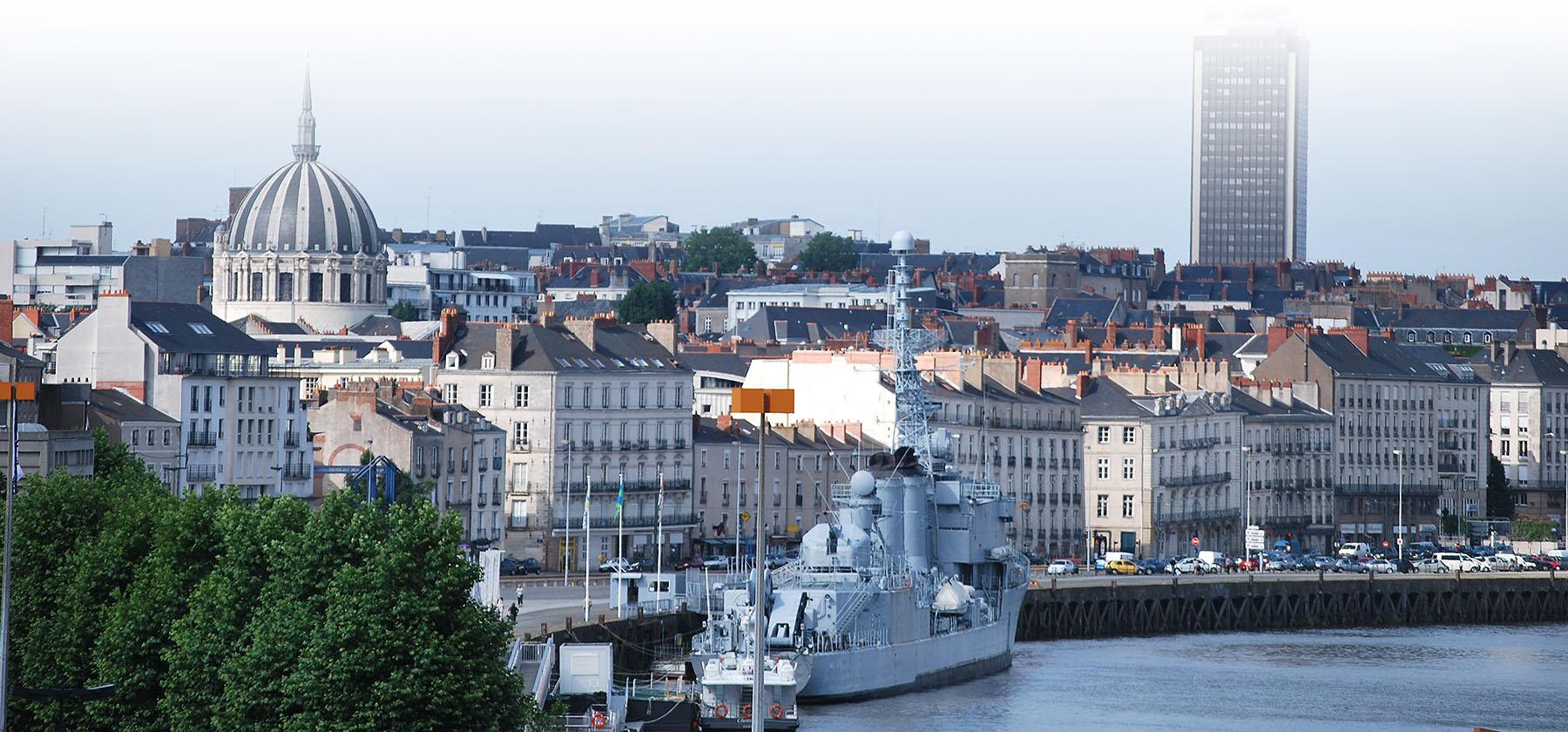 Cabinet gaalon guerlesquin immobilier nantes - Quartier petit port nantes ...